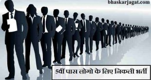 Government Clerk Job: Recruitment for the 5th pass logo, salary 25000 rupees