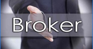 what is the meaning of Broker