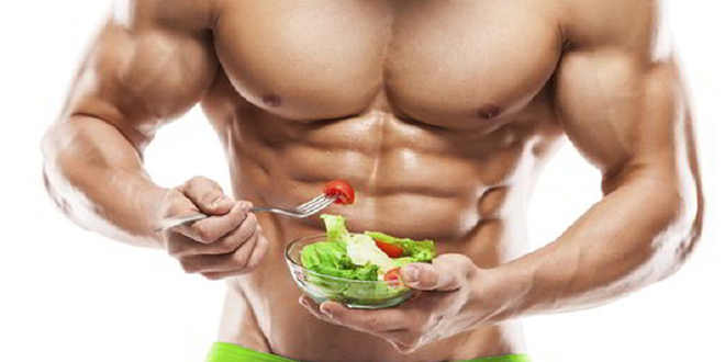 In Gym, the diet will be very carefully used to help you...