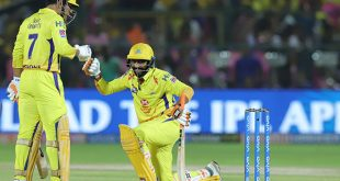 Dhoni played games like Chennai again on top