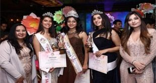 Sushmita Singh crowned first ' Miss Teen India World '
