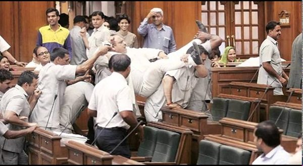 The kabaddi of the lie in the election fray: Congress, watch the full video?