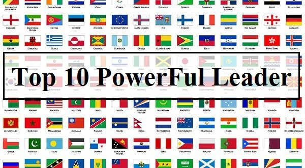 Who is the world's most powerful leader, you will be stunned to know
