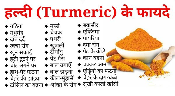 These Miraculous Benefits Of Turmeric Are Hardly Known To You