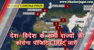 india corona positive updeted list